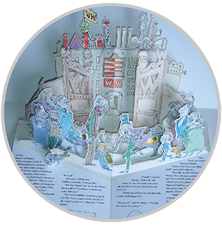 Pop up book prototype